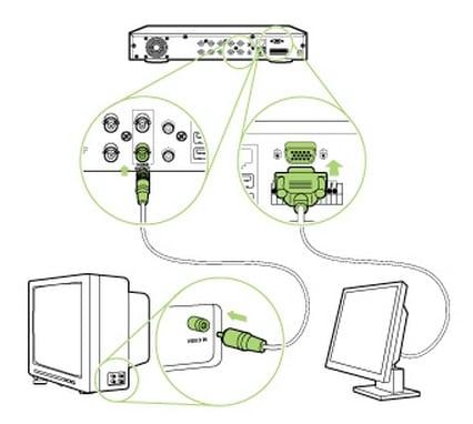 Как подключить видеорегистратор к телефону
