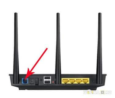 Роутер с ADSL Asus DSL-N55U