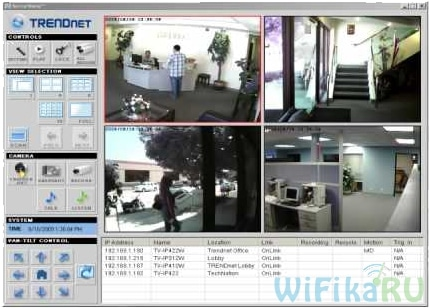 Скачать программу для просмотра камер видеонаблюдения программа для рамка скачать
