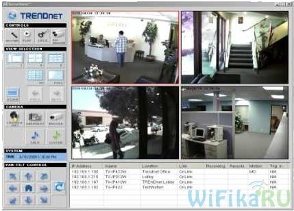 Программа Просмотра Видео С Камер Видеонаблюдения - фото 10