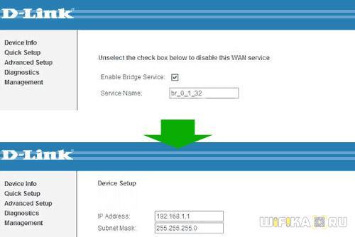 Подключение adsl wifi