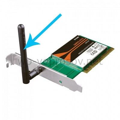 wifi антенна внешняя