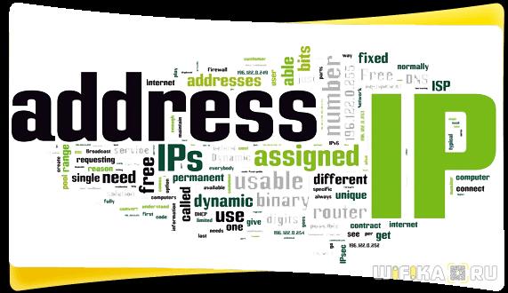 обнаружен конфликт ip адресов