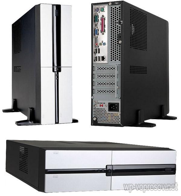 Горизонтальный desktop