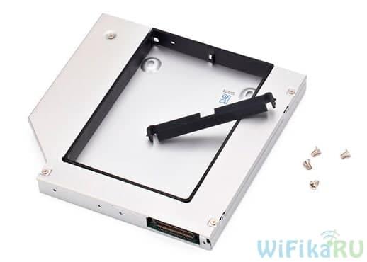 установить хард диск в ноутбук