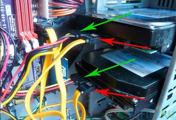 второй хард диск в компьютере