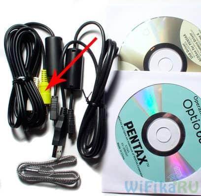 кабель видеозахвата