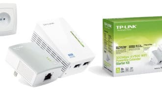 tplink TL WPA4220 powerline Kit