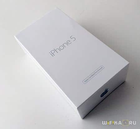 купить восстановленый айфон 5