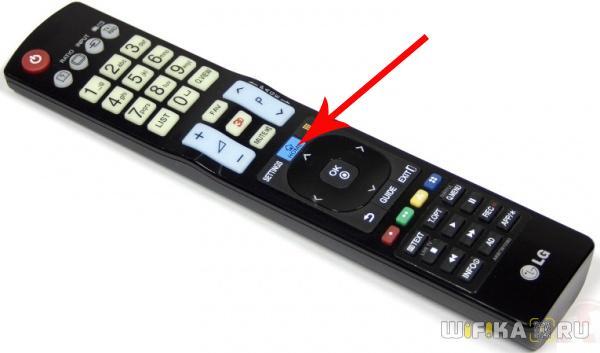 пульт для Lg Smart Tv - фото 2
