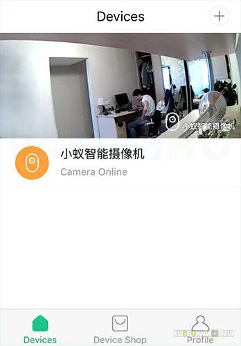 камера online