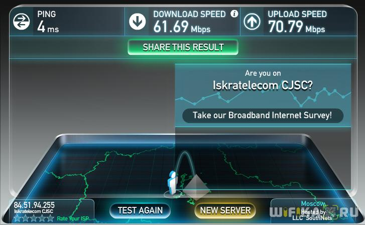 router lan