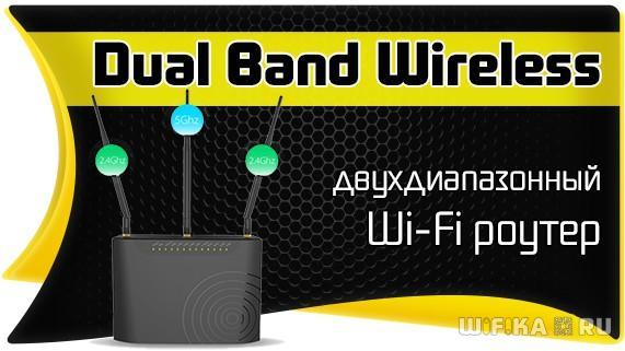 dual band wireless ac