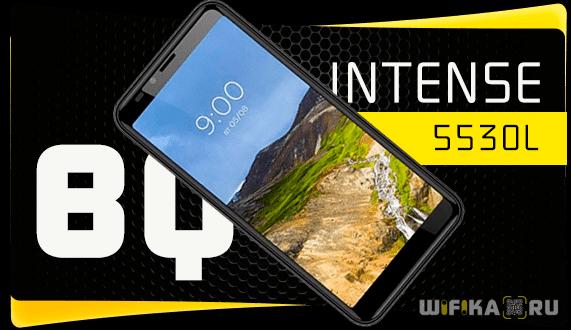 smartphone bq 5350L