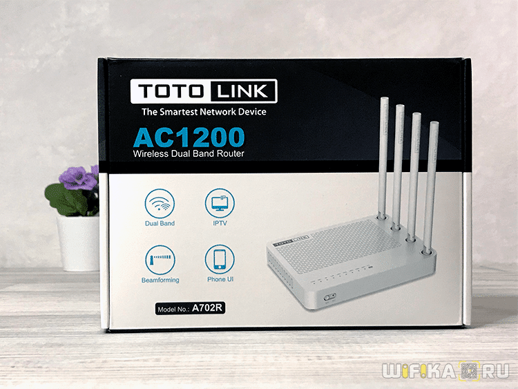 обзор totolink a702r