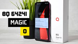 обзор смартфона bq 6424 magic o