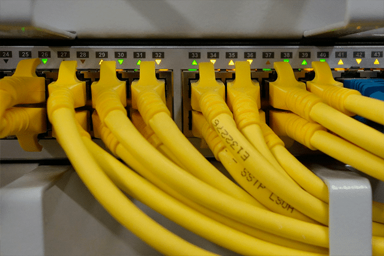 оптоволоконная сеть