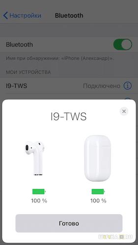 i9s tws смартфон