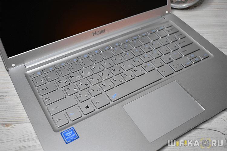 обзор ноутбука Haier A1400EM