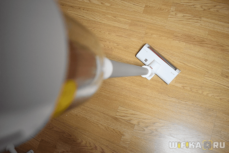 пылесос Xiaomi Deerma VC20 Plus