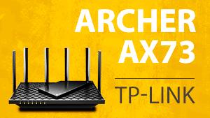 обзор роутера tp-link archer ax73
