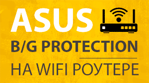 b-g protection asus